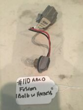 R110ABCD  13-15 Ford Fusion Left Tail Light Harness OEM #5879