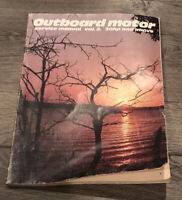 Outboard Motor Service Manual Vol. 2 30 HP And Above Book 1979 Intersec
