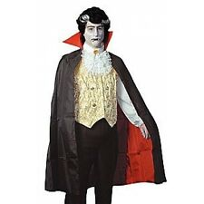 Deluxe Large Devil Cape, Vampire, Dracula Satan, Horror, Halloween, Gothic 20142