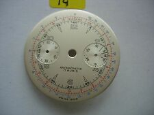 Cadran montre watch chronographe dial landeron 48 148 248 Ø 31 mm  n14