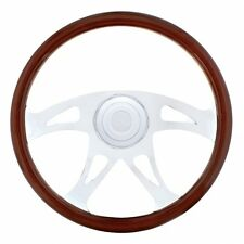 "UNITED PACIFIC 88145 - 18"" Boss Steering Wheel - International"