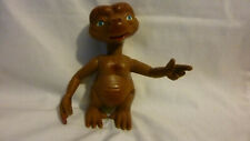"Vintage E.T. THE EXTRA TERRESTRIAL ET ACTION FIGURE 6"" 1980s"