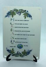 Husband card Original romantic Anniversary Love Hubby anniversary unique poem