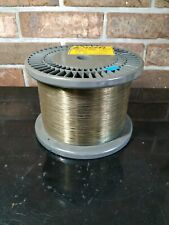New listing Edm Hard Brass Wire .010 10 lb.