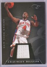 Chauncey Billups 32 2010-11 Elite Black Box Status Materials Jersey 65/99