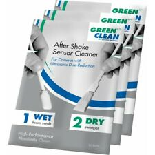 Green Clean After Shake Sensor Cleaner, für Ultrasonic Dust Reduction DSLR Cams