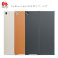 "Original Smart Leather Case Flip Cover for Huawei MediaPad M5 8.4""/M5 Pro 10.8"""