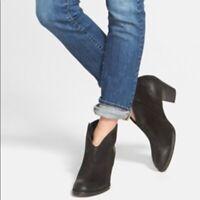 PAUL GREEN Delgado Ankle Boots Western Sz 8 US LK Nw!