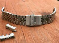 22MM seiko jubilee bracelet for seiko 7S26-0020 Skx007K2 Skx009K2 Skx007 Skx009