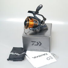 NEW DAIWA FREAMS 3000 Spinning Reel Mag Sealed FREE FEDEX PRIORITY 2DAY TO US