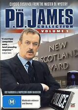 The P. D. James Collection Volume 1 One DVD NEW Marsden