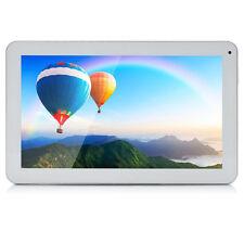 "iRULU 10.1"" 16GB/1GB Android 5.1 Lollipop Quad Core 3G Wifi White Tablet PC"
