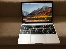 Apple MacBook - Silver - 512 GB 12'' Laptop - 2016 Model - Boxed - Warranty