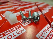 Genuine Toyota Landcruiser FJ40 Headlight Adjuster Screw Kit HJ47 BJ42 FJ45