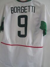 Mexico 2003-2004 Away Borgetti 9 Football Shirt Size Medium /41016