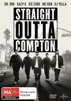 Straight Outta Compton (DVD, 2016)  Regions 2,4,5