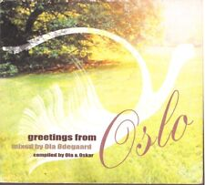 Greetings From Oslo: Mixed by Ola  Odengaard.   Various Artist    3X CD