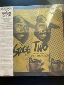 PAT THOMAS Stage Two LIMITED EDITION Vinyl LP new & sealed FREE POST IN UK