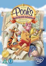 Poohs Most Grand Adventure DVD NEW dvd (BUA0020801)
