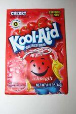 5 x US Kool-Aid Unsweetened Soft Drink Mix CHERRY Flavor