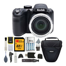 Kodak PIXPRO AZ401 Astro Zoom Digital Camera Black Bundle