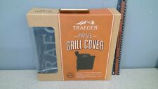 Traeger Grills Pro 575/22 Series Full Length Cover, Black Industrial New-Cheap!