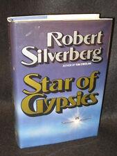 Robert Silverberg - STAR OF GYPSIES  - 1986 HC/DJ 1stEd