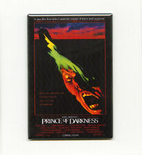 prince of darkness movie poster fridge magnet john carpenter halloween mondo - Halloween Mondo Poster