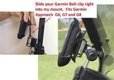 Golf Cart Gps Mount / Holder for Garmin G7 Approach