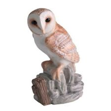 John Beswick Barn Owl Mini Bird Figurine