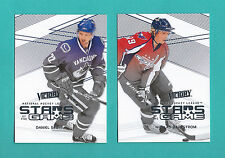 2010-11 Upper Deck Victory Hockey Stars Of The Game - U Pick to Complete Set