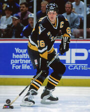 Pittsburgh Penguins MARIO LEMIEUX Glossy 8x10 Photo NHL Hockey Print Poster