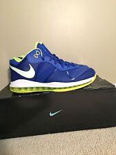 Nike Lebron 8 Low V/2 Sprite Men's Size 12