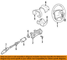 GM OEM Steering Column-Angle Position Sensor 15231652