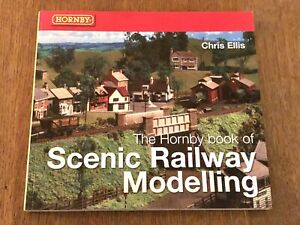 HORNBY BOOK OF SCENIC RAILWAY MODELLING 2010 EDITION  MODEL RAILWAYS  EXCELLENT