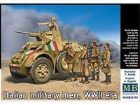 1/35 Scala Kit Modello Italiano Militare Uomo WWII Era MAS35144
