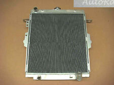 Aluminum radiator for Landcruiser FZJ75 FZJ78 FZJ79 4.5L MT 560mm core height