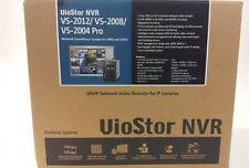 QNAP VioStor VS-2004 Pro NVR digitaler Videorekorder, 2x Gigabit RJ45 2-Bay 1GB