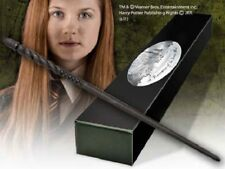 HARRY POTTER OFFICIAL COLLECTORS GINNY WEASLEY PROP REPLICA WAND NAME CLIP STAND
