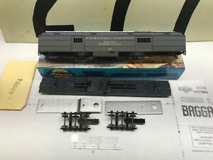 Athearn Ho Scale WP Western Pacific STD Baggage #137 Unassembled New Old Stock