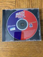 Math Blaster Ages 9-12 PC Game