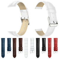 Replacement Leather Watch Bracelet Strap Band For Samsung Galaxy Watch 46mm