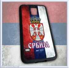 SERBIA SRBIJA Samsung Galaxy 5 custom case. Fits Samsung Galaxy 5  Telefon Maska