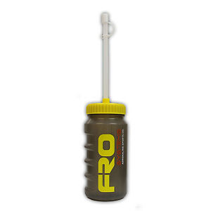FRO Systems Drink Bottle With Straw - 500ml, Motocross, MX, Dirtbike, Enduro