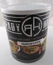 Ready Hour Travelers Stew #10 Can Emergency Prepper Food Storage 22 servings