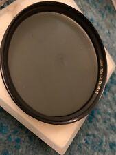 B+W Germany 72mm C-pol MRC lens filter