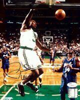 Paul Pierce Signed Autographed 8X10 Photo Celtics Dunk vs. Magic JSA COA