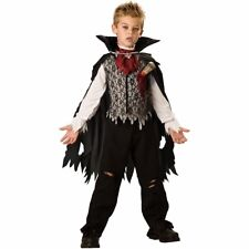 Vampire B. Slayed Costume Kids Boys Childs Dracula - Large Size 10 -