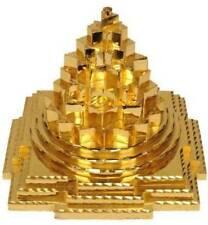Meru Shree Yantra In Brass Handmade For Pooja Shri Yantra For Wealth Success