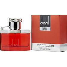 New/Sealed Dunhill London Desire eau de toilette spray for men, 1 FL oz